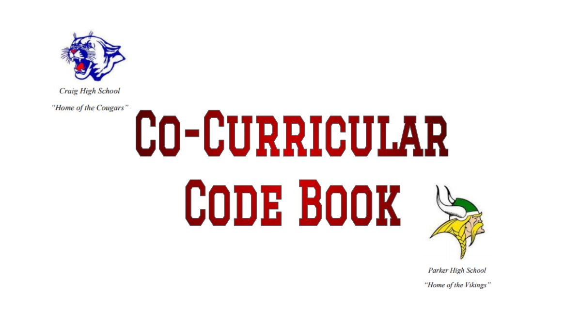 Co-Curricular (Athletic) Code Book - English